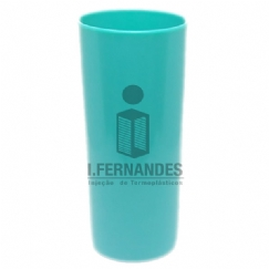 Foto Copo Long Drink 300ml - Personalizar - Tiffany - Kit c/ 10pç