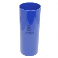 Foto Copo Long Drink 300ml - Personalizar - Azul - Kit c/ 10pç